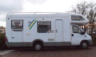 Knaus Traveller 685